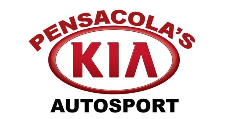 Pensacola Kia Autosport logo