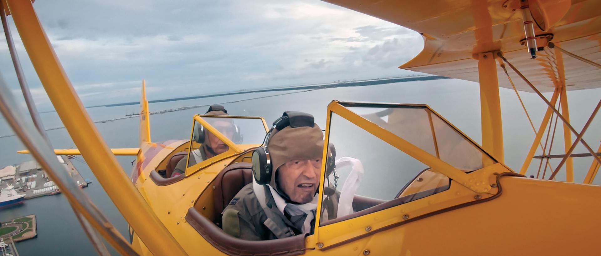 MyWish-Capt-Lane-in-plane