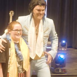 Hannah and Elvis